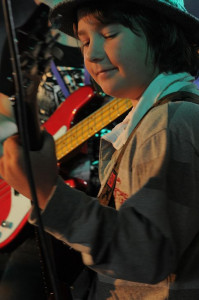 Youth in Blues Jam - ABMF 2009